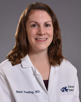 Maria Keating,  MD