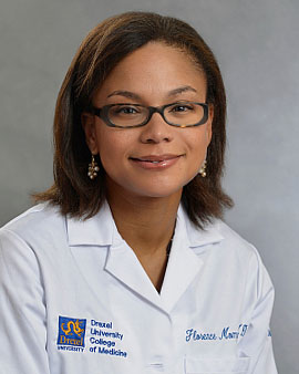 Florence Momplaisir,  MD, MSHP